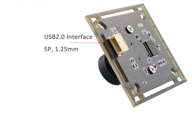 OV9281 global shutter camera high speed