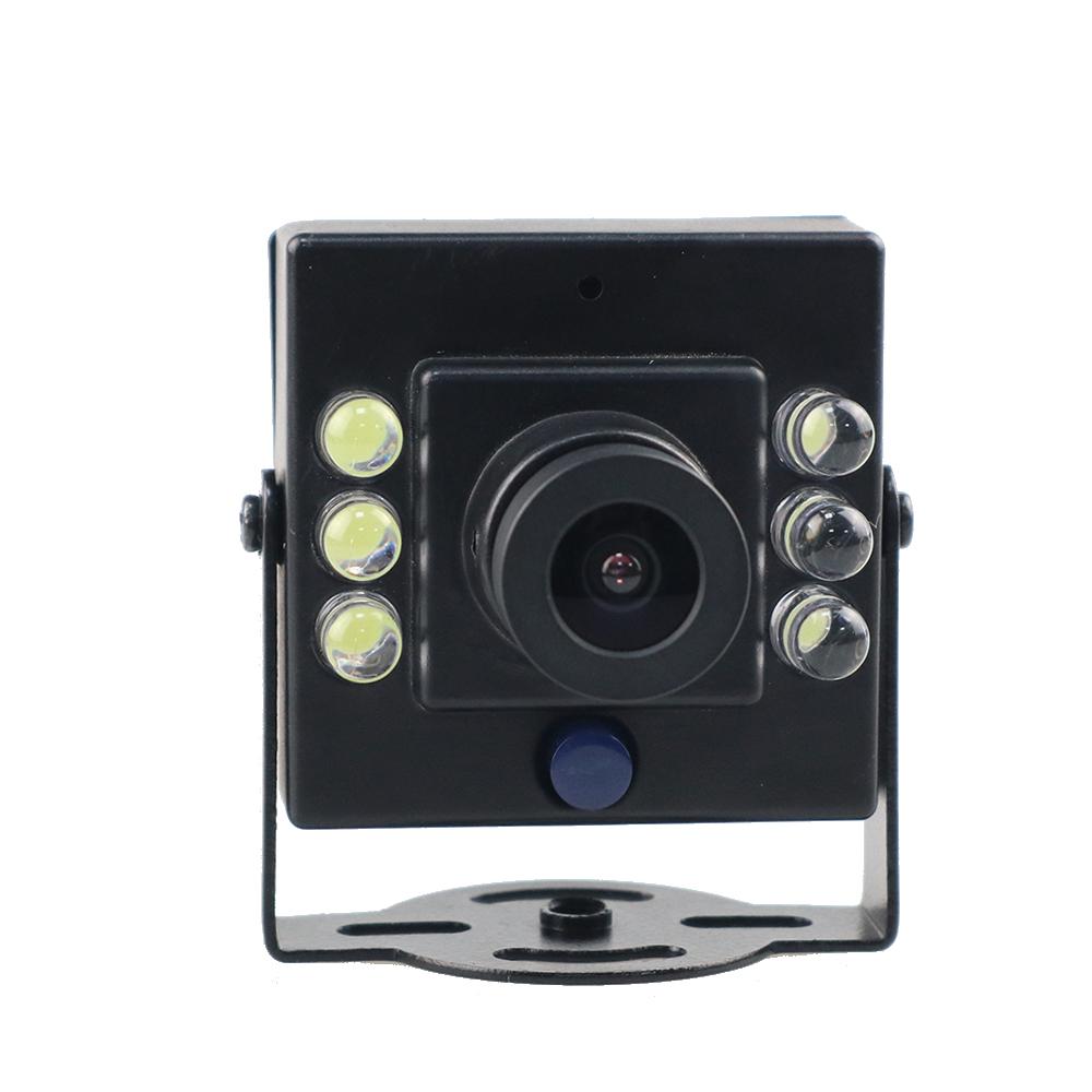 720P IR Camera with Steel Casing