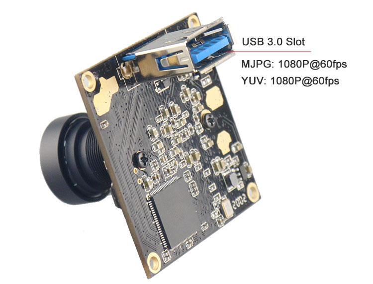 IMX385 Camera Module 1080P@60fps YUV MJPGE