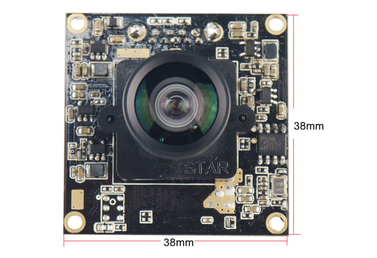 IMX385-Camera-Module 2mp 38x38mm