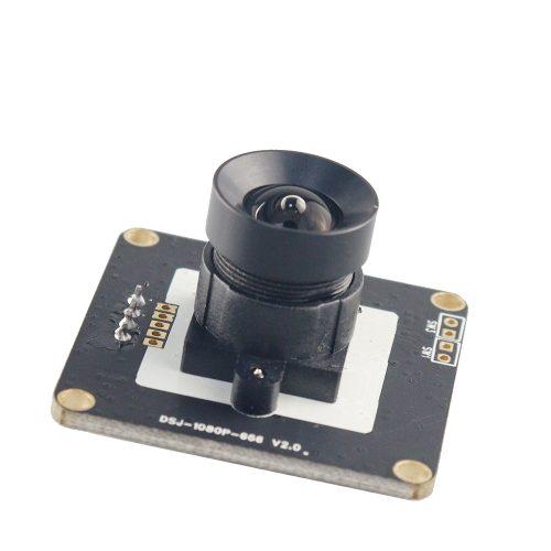 OV2710 camera module wide angle M12