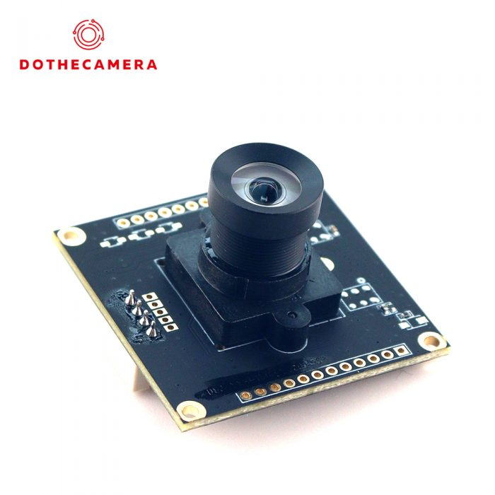 IMX317 8mp camera module USB M12 lens